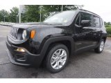 2017 Black Jeep Renegade Latitude #121246914