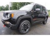 2017 Black Jeep Renegade Trailhawk 4x4 #121246913