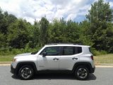 2017 Glacier Metallic Jeep Renegade Sport #121247879