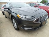 2017 Magnetic Ford Fusion SE #121249611