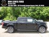 2017 Shadow Black Ford F150 XLT SuperCrew 4x4 #121246871