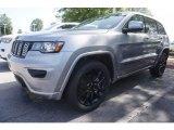 2017 Billet Silver Metallic Jeep Grand Cherokee Laredo #121247811