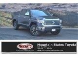 2017 Magnetic Gray Metallic Toyota Tundra Limited CrewMax 4x4 #121248642