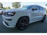 2014 Bright White Jeep Grand Cherokee SRT 4x4 #121245140