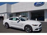 2017 Oxford White Ford Mustang GT Premium Coupe #121245925