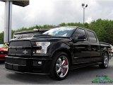 2017 Shadow Black Ford F150 Lariat SuperCrew #121248608