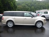 2017 Ford Flex White Gold