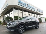 2017 Crystal Black Pearl Honda CR-V Touring AWD #121249534