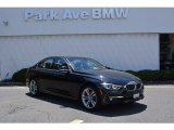2017 Black Sapphire Metallic BMW 3 Series 330i xDrive Sedan #121245081