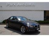 2017 Black Sapphire Metallic BMW 3 Series 330i xDrive Sedan #121245080