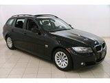 2009 Black Sapphire Metallic BMW 3 Series 328xi Sport Wagon #121247710