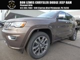2017 Walnut Brown Metallic Jeep Grand Cherokee Overland 4x4 #121248500