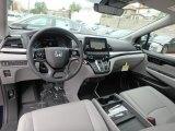 2018 Honda Odyssey Interiors