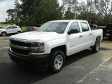 2017 Summit White Chevrolet Silverado 1500 WT Regular Cab #121246657