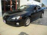 2006 Black Pontiac Grand Prix Sedan #12136787