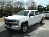 2017 Chevrolet Silverado 1500 WT Crew Cab 4x4 Data, Info and Specs