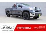 2017 Magnetic Gray Metallic Toyota Tundra SR5 Double Cab #121245029