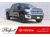 2017 Midnight Black Metallic Toyota Tundra SR5 CrewMax #121247665