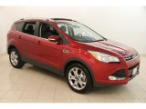 2014 Ruby Red Ford Escape Titanium 1.6L EcoBoost 4WD #121246638