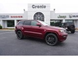 2017 Velvet Red Pearl Jeep Grand Cherokee Laredo #121247649