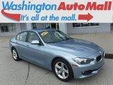 2013 Liquid Blue Metallic BMW 3 Series 328i xDrive Sedan #121248407