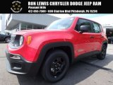 2017 Colorado Red Jeep Renegade Sport #121246597