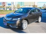 Acura RDX 2018 Data, Info and Specs