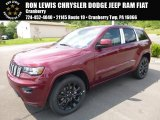 2017 Velvet Red Pearl Jeep Grand Cherokee Laredo 4x4 #121248366