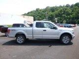 2017 Ingot Silver Ford F150 XL SuperCab 4x4 #121246542