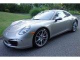 2012 Platinum Silver Metallic Porsche 911 Carrera S Coupe #121248353