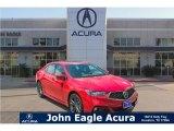2018 San Marino Red Acura TLX V6 A-Spec Sedan #121257883