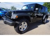 2017 Black Jeep Wrangler Unlimited Sport 4x4 #121258623