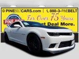 2014 Summit White Chevrolet Camaro SS Coupe #121257869