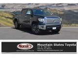 2017 Midnight Black Metallic Toyota Tundra Limited CrewMax 4x4 #121248321