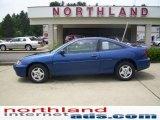 2003 Arrival Blue Metallic Chevrolet Cavalier Coupe #12128954