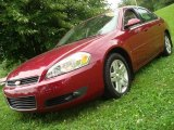 2006 Sport Red Metallic Chevrolet Impala LT #12116792