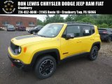 2017 Solar Yellow Jeep Renegade Trailhawk 4x4 #121258570