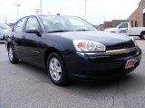 2005 Dark Blue Metallic Chevrolet Malibu LS V6 Sedan #12118377