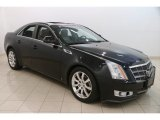 Black Ice Cadillac CTS in 2009