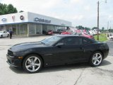2010 Black Chevrolet Camaro SS/RS Coupe #12137970