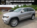 2017 Billet Silver Metallic Jeep Grand Cherokee Limited 4x4 #121652188