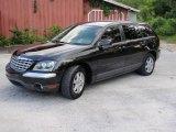 2004 Brilliant Black Crystal Pearl Chrysler Pacifica  #12137298