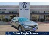 2018 Modern Steel Metallic Acura TLX Technology Sedan #121651595