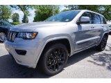 2017 Billet Silver Metallic Jeep Grand Cherokee Laredo #121652232