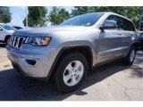 2017 Billet Silver Metallic Jeep Grand Cherokee Laredo #121652227