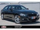 2017 Black Sapphire Metallic BMW 3 Series 330i Sedan #121651666