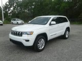 2017 Bright White Jeep Grand Cherokee Laredo #121652423