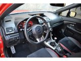 2015 Subaru WRX Interiors
