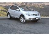 2012 Brilliant Silver Nissan Murano SV AWD #121651569