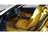 Acura NSX Interiors